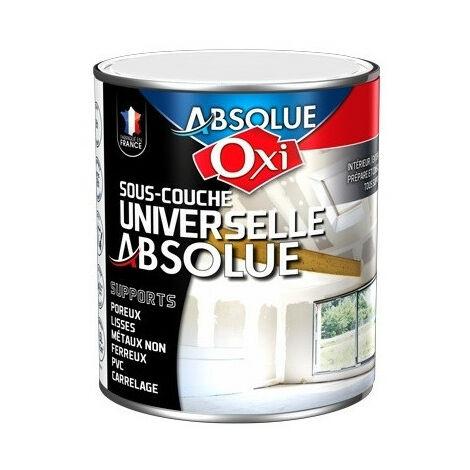 Sous couche universelle absolue blanc - plusieurs modèles disponibles