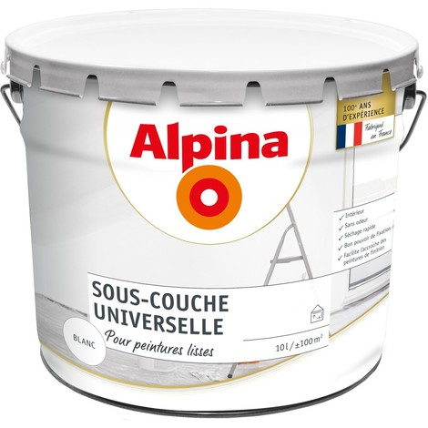 Sous-couche universelle Alpina 10L