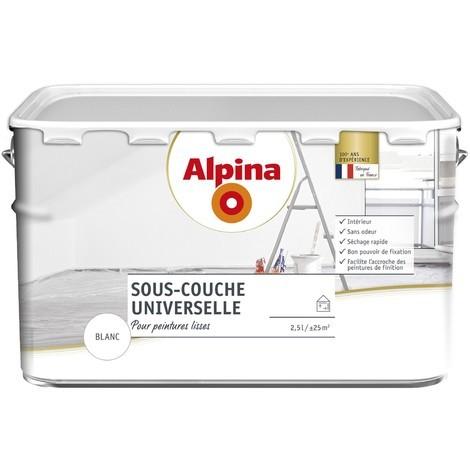Sous-couche universelle Alpina 2,5L