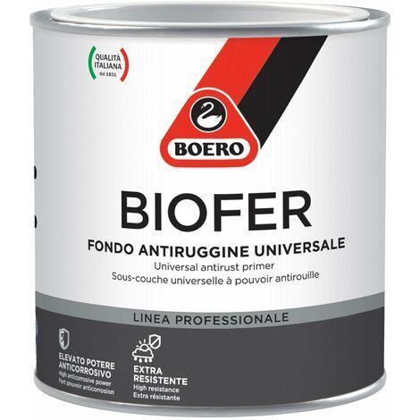Sous-couche Universelle Antirouille Biofer Blanc