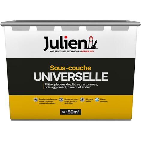 Sous-Couche Universelle - aspect Mat Blanc 5L - Julien