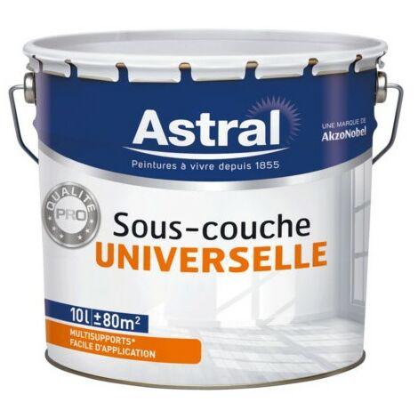 Sous-couche universelle intérieure blanc 10L