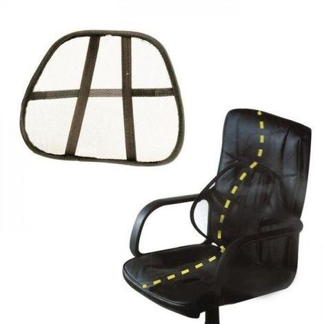 Soutien dos lombaire ergonomique pour chaise