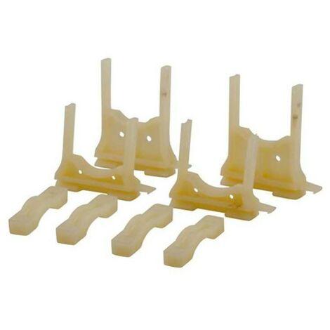Soutien Giacomini plastique collecteurs bar 3/4x16 R598Y003