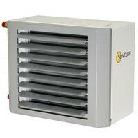 Sovelor - Aérotherme à eau suspendu 19 KW (Eau 90°C et air 12°C) - CALIS 320
