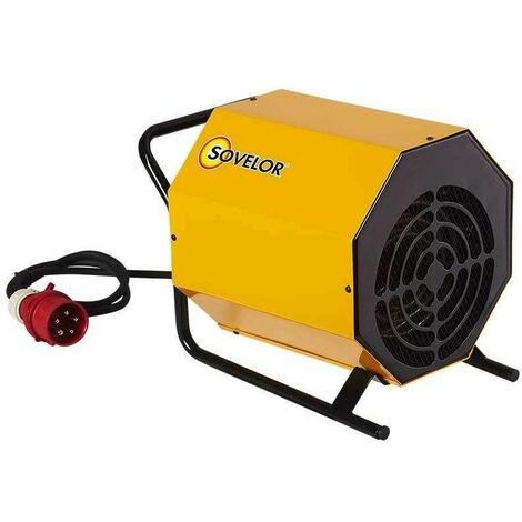 Sovelor - Calentador eléctrico portátil de 5kW- C5
