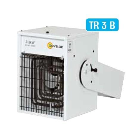 Sovelor - Chauffage air pulsé suspendus électriques 3,3kW - TR3B
