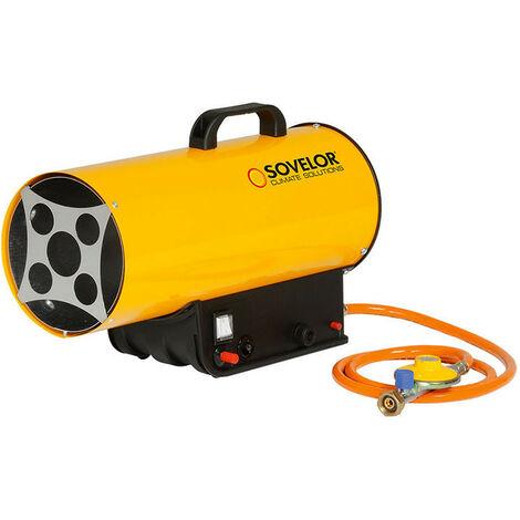 Sovelor - Chauffage Mobile au Gaz (10-16 kW) - BLP17