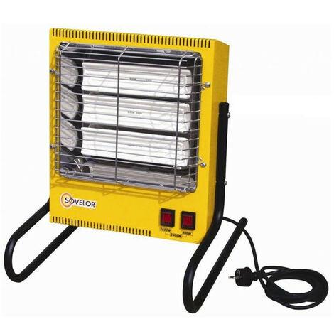 Sovelor - Chauffage portable rayonnant électrique - TS3J