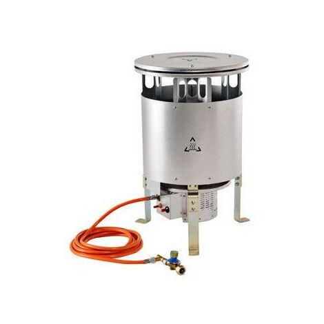 Sovelor - Chauffage radiant mobile au Gaz Propane sans électricité 31.4 kW - AUTOGAZ