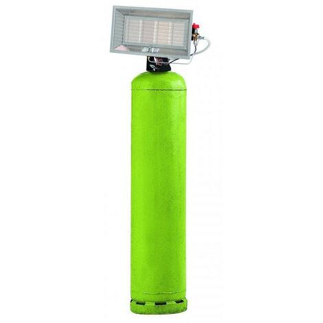 Sovelor - Chauffage radiant mobile Gaz Propane 8200W - SOLOR8200CAP