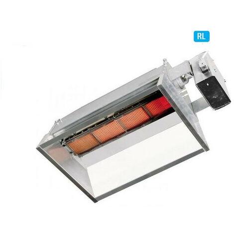 Sovelor - Chauffage rayonnant infrarouge avec brûleur gaz propane 1 allure - RL11GP