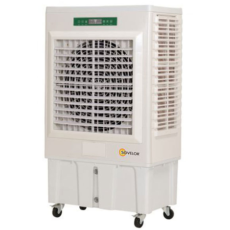 SOVELOR Rafraîchisseur d'air mobile 350W 70L - COLD90