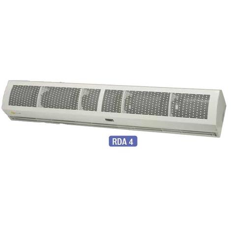 Sovelor - Rideau d'air électrique sans chauffage 1000 mm installation 4 à 4.5 m - RDA4100