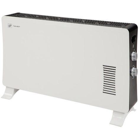 s&p tls-603t   unelvent 673317 - tls-603t - convecteur mobile turbo ventile 2 vitesses 1000/2000w