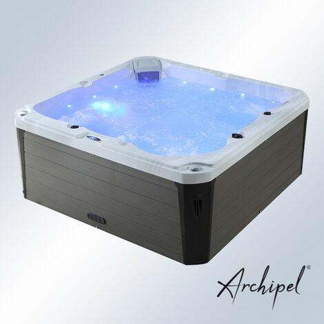 Spa 5 places Archipel® GR5 - Jacuzzi Relaxation Balboa 215x215 cm