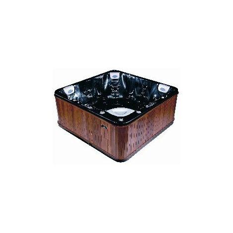 Spa evolution luxe mueble cedro