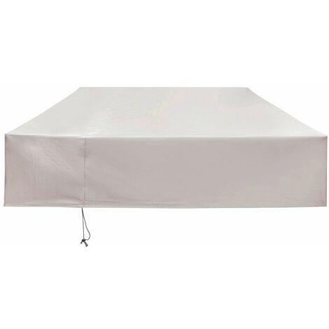 SPA Extérieur Baignoire Couverture Housse Antipoussière Imperméable 240*240*50cm LAVENTE