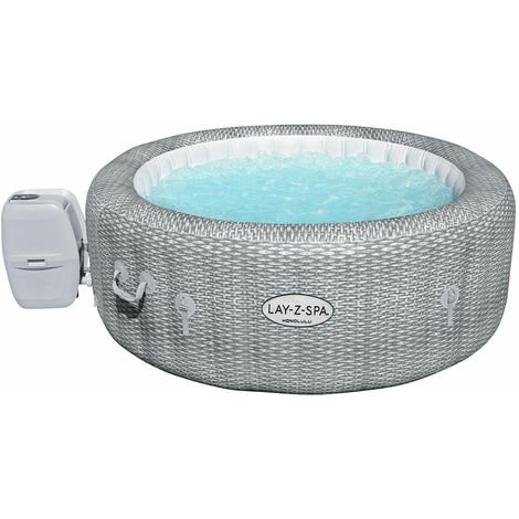 Spa gonflable Bestway LAY-Z-SPA HONOLULU 2021 AirJet Ø196x71cm 46 places