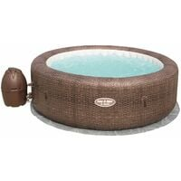 Spa Gonflable Bestway Lay- Z-Spa St. Moritz Pour 5-7 personnes
