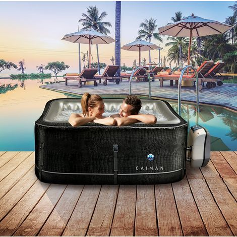 Spa Gonflable Caiman 4 personnes