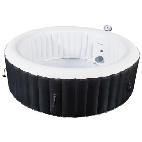Spa gonflable rond 4 places Ø 180 x 70 cm