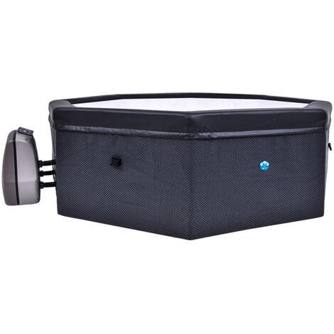 Spa portable Octopus - 4/6 personnes - NetSpa - Ý193 x H73cm