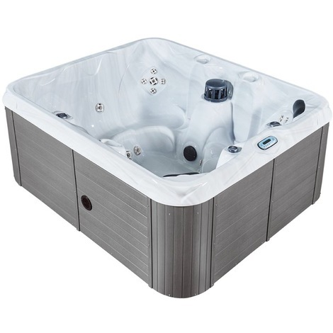 Spa rigide 5 places - 213 x 183 x 86 cm HAILA