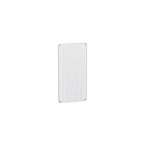 Spacial - ch ssis perforé Telequick - acier - pour coffret H=300xL=200mm - NSYMR32