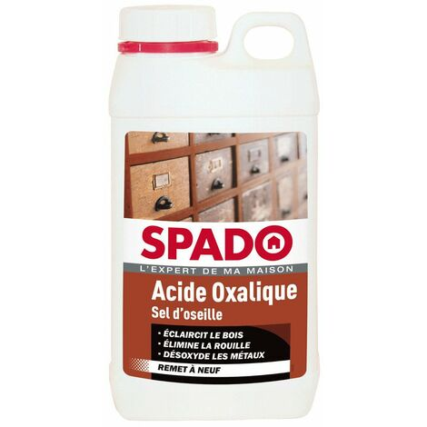 Spado Acide Oxalique 750g - SPADO