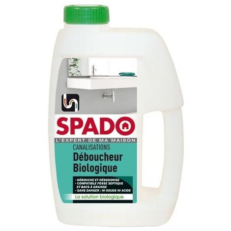SPADO - Déboucheur biologique - 1 L
