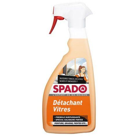 SPADO DETACHANT VITRES 500ML (Vendu par 1)