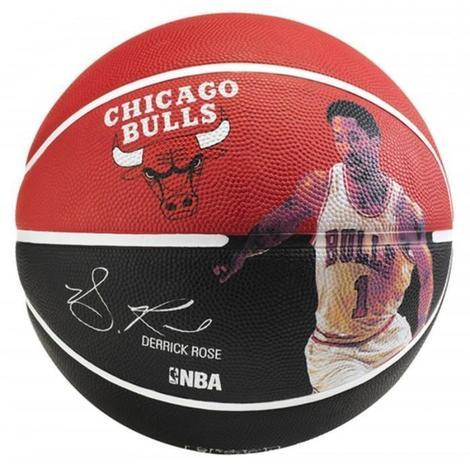 fdf42d5cab570 SPALDING Ballon Basket-ball NBA Player DERRICK ROSE BKT - 366951