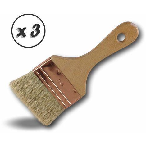 Spalter plat grande largeur | Pinceau multifonctions - Quantité x 1 - Spalter 80 mm