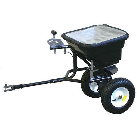 Spandiconcime a traino con ruote max 45 Kg