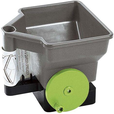 Spandiconcime seminatore manuale 3 litri con spread per distribuire da cm 1,80 a 3,60