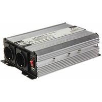 Spannungswandler 12/230 Volt 1000 / 2000 Watt Wechselrichter PKW Boot Camping