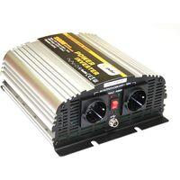 Spannungswandler MS 12V 1500/3000 Watt