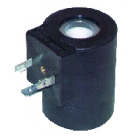 Spare coil 220v cc (round model) - MADAS : BO.0050