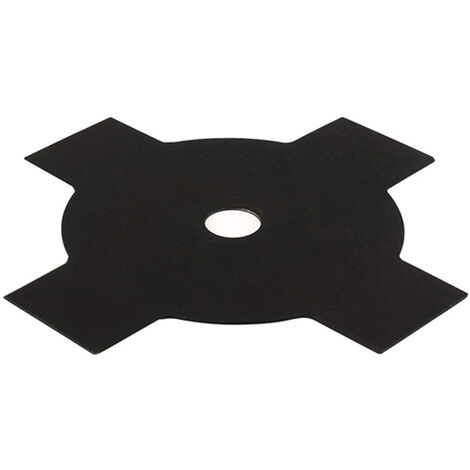 Spare Four Tooth 255mm Blade for Petrol Brush Cutters