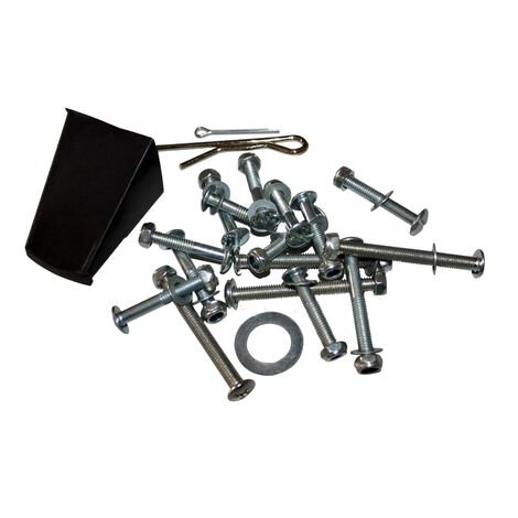 Spare Part - Accessory Bag Braoadcast Spreader Installing Set Screw 52 Parts