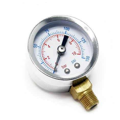 Spare Part Airbrush Compressor Pressure Indicator Water Separator AS20W