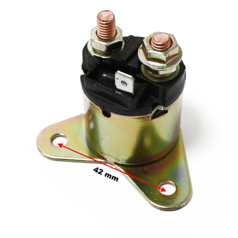 Spare Part LIFAN starter solenoid switch for 13 HP petrol engine