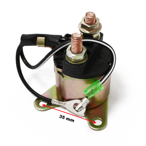 Spare Part LIFAN starter solenoid switch for 6.5 Hp petrol engine