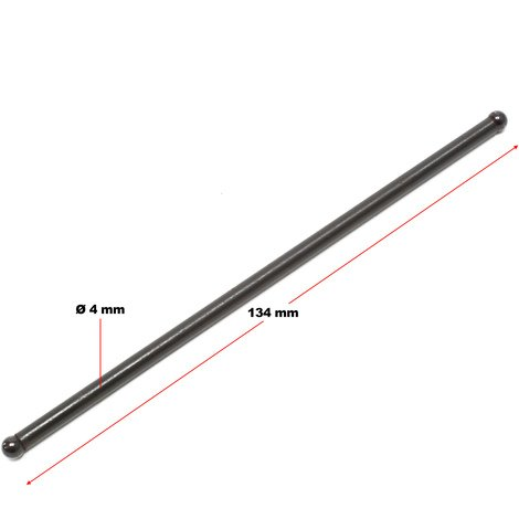 Spare Part Petrol Gasoline Engine Push Rod for 6,5 hp