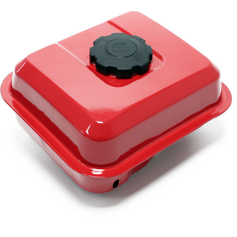 Spare Part Petrol Gasoline Engine red fuel tank for 6,5 hp
