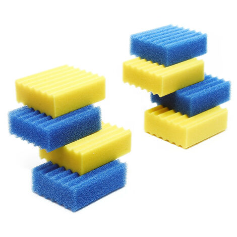 Spare Part SunSun CBF-350B and CBF-550 Complete Set Filter Sponge Bio Pond