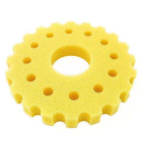 Spare Part: SunSun CPF-20000 & CPF-30000 Pressure Pond Filter Sponge yellow