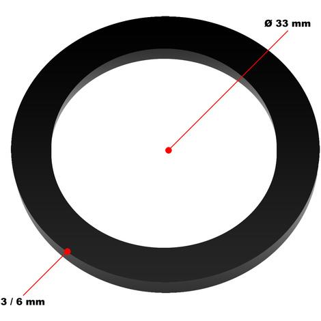 Spare Part SunSun CUV-136 Rubber-Ring 36W Clarifier UVC Device