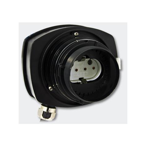 Spare Part SunSun CUV-224 UV-Connection-Unit A 24W Clarifier UVC Device